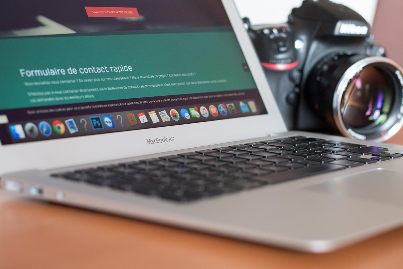 Nous sommes spécialisés dans la création de sites internet entièrement responsive mobile et unique, dans le Gard